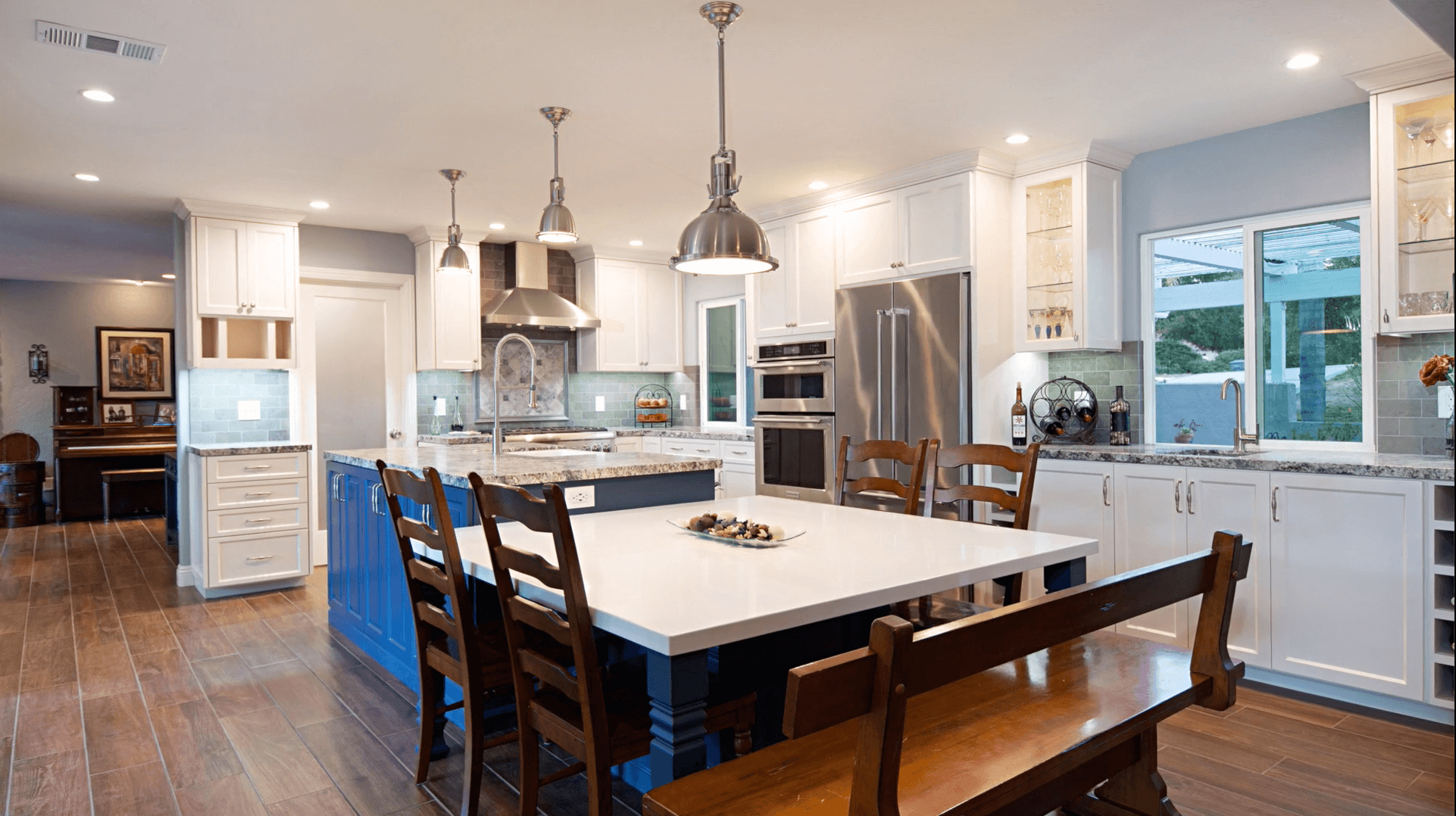 A successful kitchen remodel will unite form and function