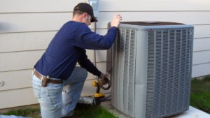 HVAC maintenance and repair