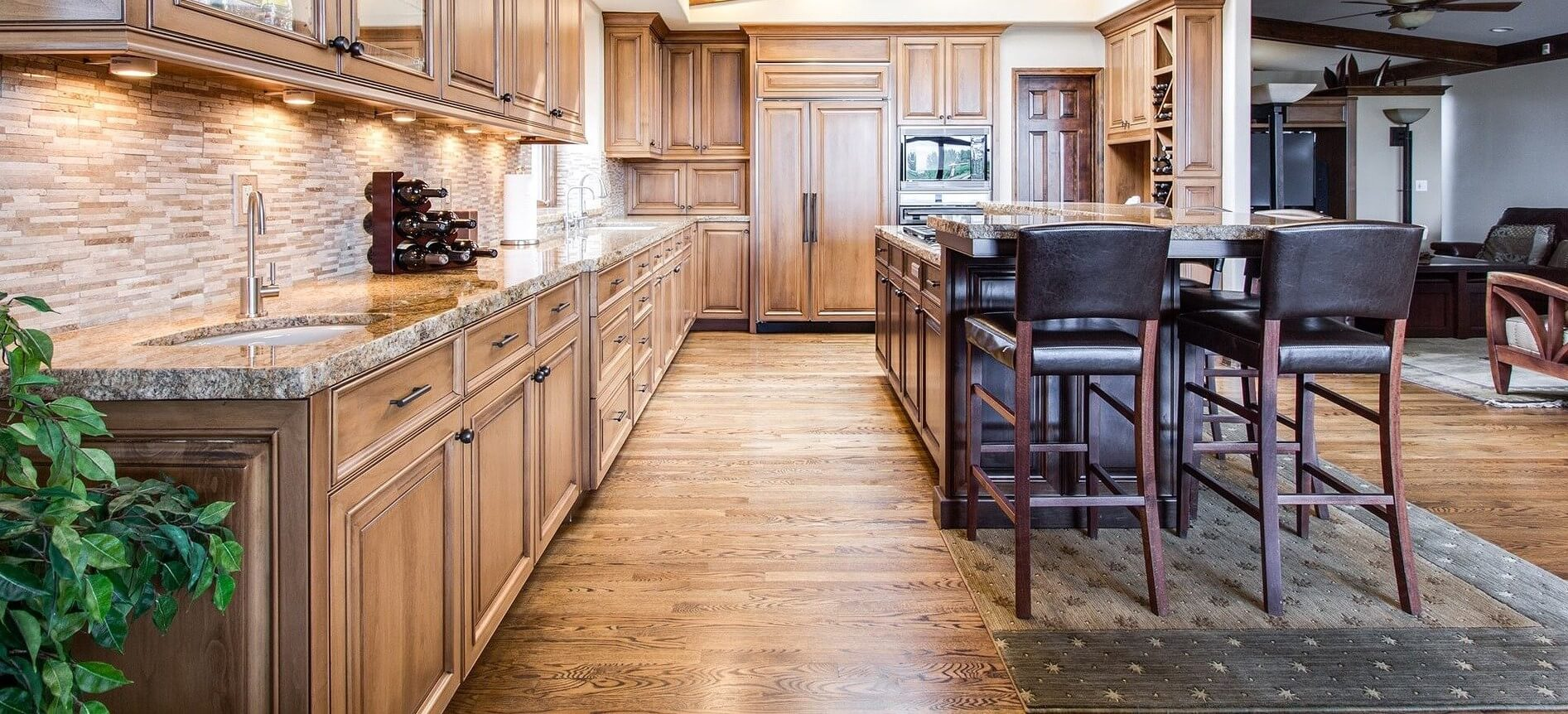 3 Best Flooring Options for Bathroom and Kitchen