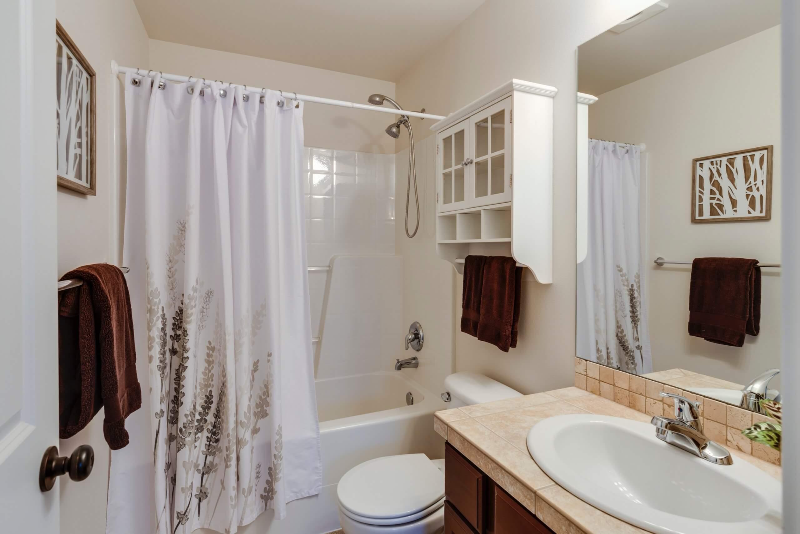 Bathroom Remodel: Tub to Shower Conversion