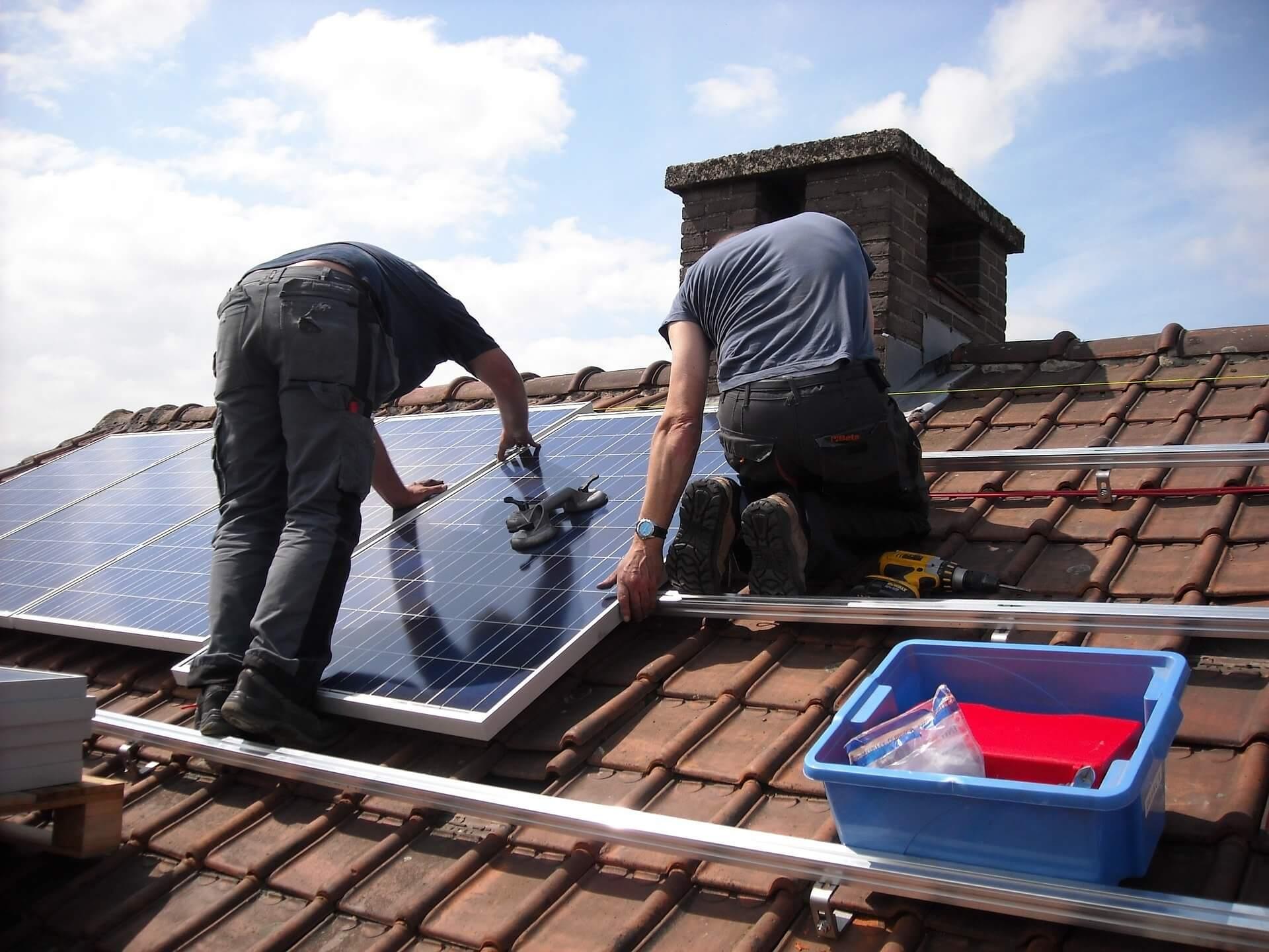 Solar Installation Project