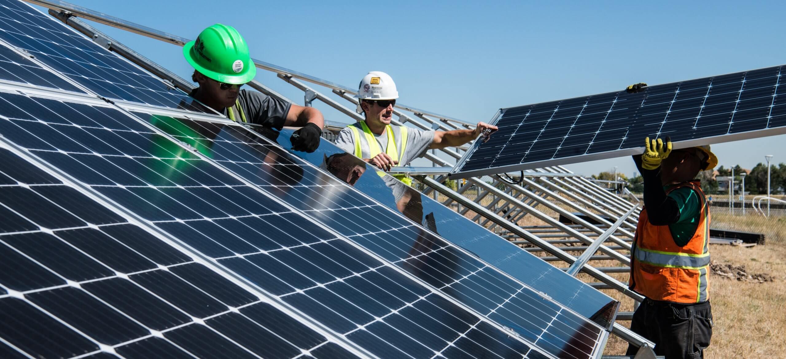 Solar Installation Contractors: Choosing the Best Installer