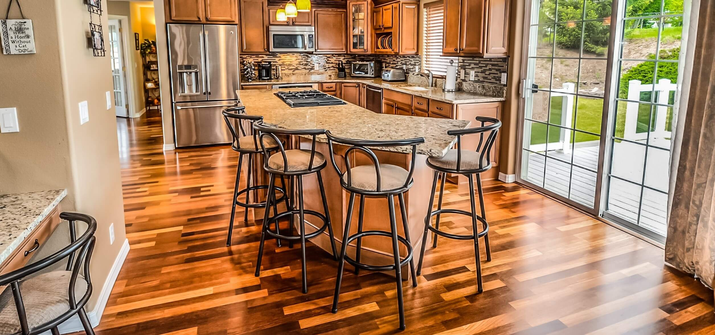 What Are The 5 Most Kitchen Layout in 2021